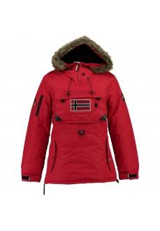 Abrigo Norway Baby Lady Rojo