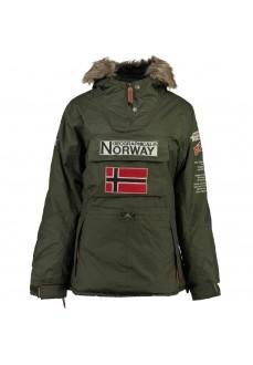 Abrigo Norway Boomerang Lady Verde | scorer.es