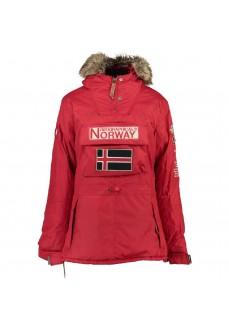 Abrigo Norway Boomerang Lady Rojo