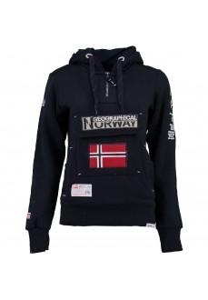 Sudadera Norway Gymclass Lady Gris