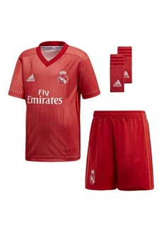 Miniconjunto Adidas 3ª Eq Real Madrid