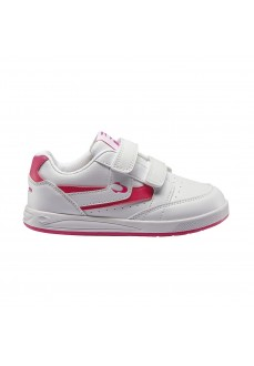 Zapatilla J.Smith Colervel Blanco/Fucsia
