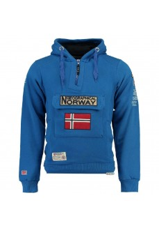 Sudadera Norway Gymclass Men Azul
