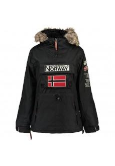 Abrigo Norway Boomerang Lady Negro