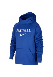 Sudadera Nike Therma Train Football Jr.