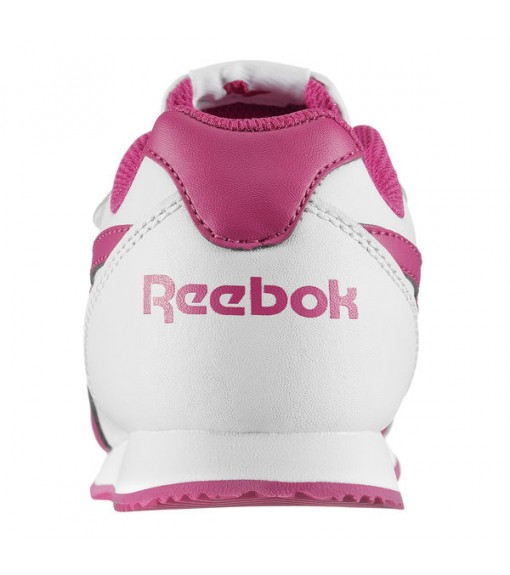 Reebok Kids' Trainers Royal Classic Jogger 2.0 White | No laces | scorer.es