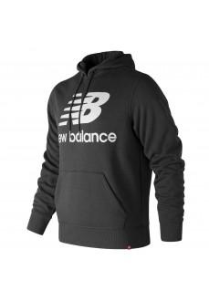 Sudadera N.Balance Capucha Logo Negra