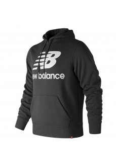 Sudadera N.Balance Capucha Logo Negra | scorer.es