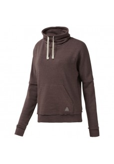 Reebok Sweatshirt TE Marble Funnel Neck