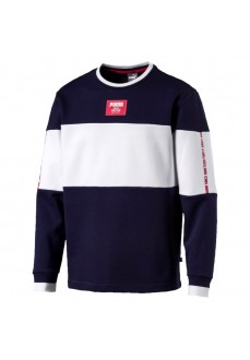 Sudadera Puma Rebel Block Crew