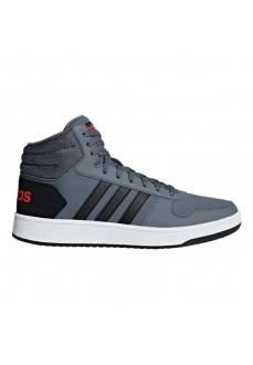 Zapatilla Adidas Hoops 2.0 Mid B44670