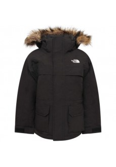 The North Face Kids' Coat Mc Murdo Down Park Black T930DVJK3