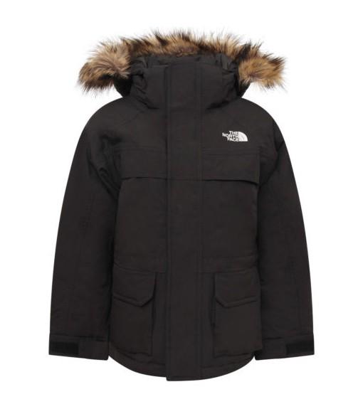 The North Face Kids' Coat Mc Murdo Down Park Black T930DVJK3 | Jackets/Coats | scorer.es