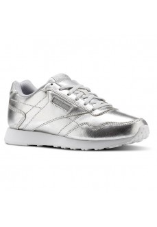 Reebok Women's Trainers Royal Glide Gray/Silver CN3118 | Low shoes | scorer.es