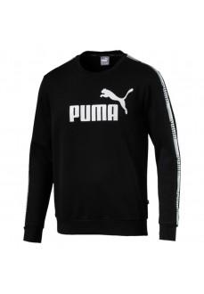 Sudadera Puma Tape Crew Sweat Cotton Bla