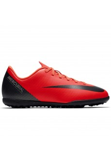 Zapatilla Nike Mercurial Jr Vapor 12 Club Gs Cr7 Tf AJ3106-600