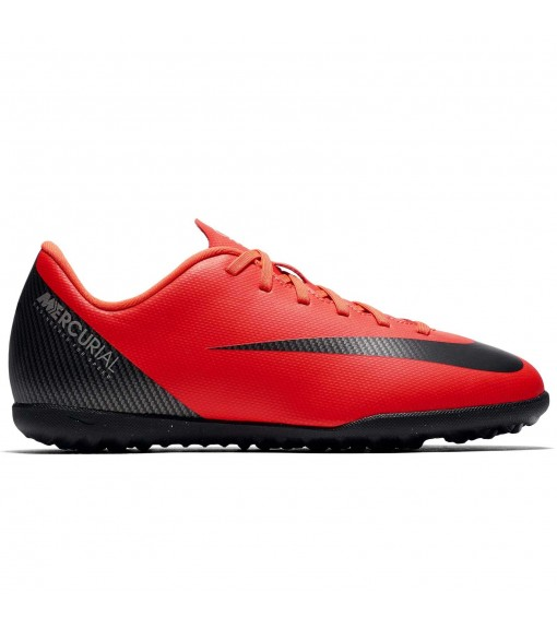 Zapatilla Nike Mercurial Jr Vapor 12 Club Gs Cr7 Tf  bb8506bd026b3