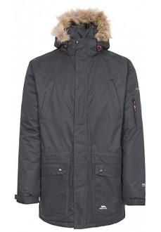 Trespass Men's Jacket Jaydin Waterproof Black MAJKRAM20008 BLK