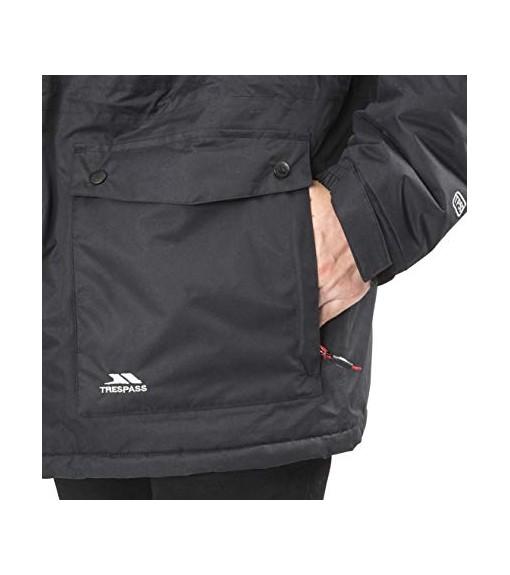 Trespass Men's Jacket Jaydin Waterproof Black MAJKRAM20008 BLK | Jackets/Coats | scorer.es