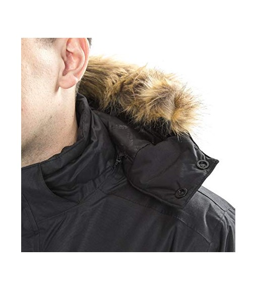 Trespass Men's Jacket Jaydin Waterproof Black MAJKRAM20008 BLK | Jackets/Coats | scorer.es