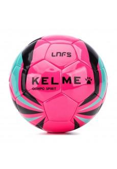Balón Kelme Futbol Sala Rosa Electrico