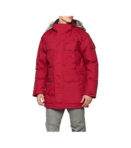 Abrigo The North Face M McMurdo Red | scorer.es