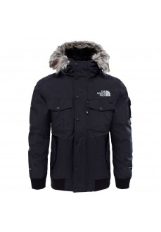Abrigo Hombre The North Face M Gotham Jacket Negro T0A8Q4C4V