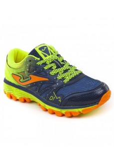 Zapatilla Joma Trail Sima Jr 803 Marino