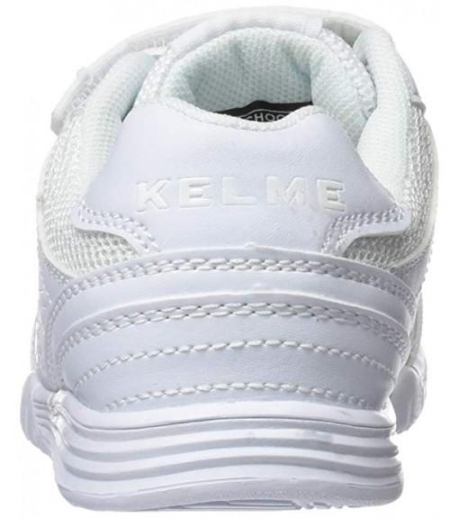 Kelme Kids' Trainers Free Time Ni o White 17133-6 | No laces | scorer.es