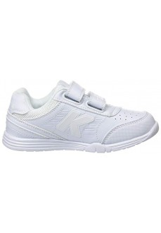 Kelme Kids' Trainers Free Time Ni o White 17133-6