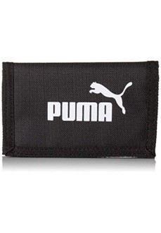 Puma Phase Wallet Black 075617-01