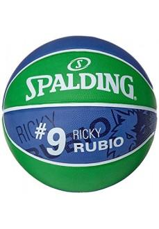 Balón Spalding NBA Player Ricky Rubio | scorer.es