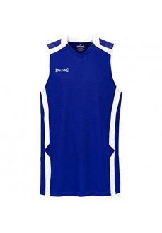 Spalding Basketball T-Shirt Offense Tan