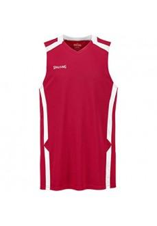 Camiseta Baloncesto Spalding Offense Tan | scorer.es