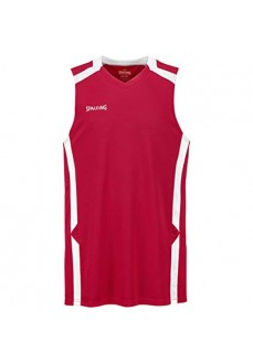 Camiseta Baloncesto Spalding Offense Tan