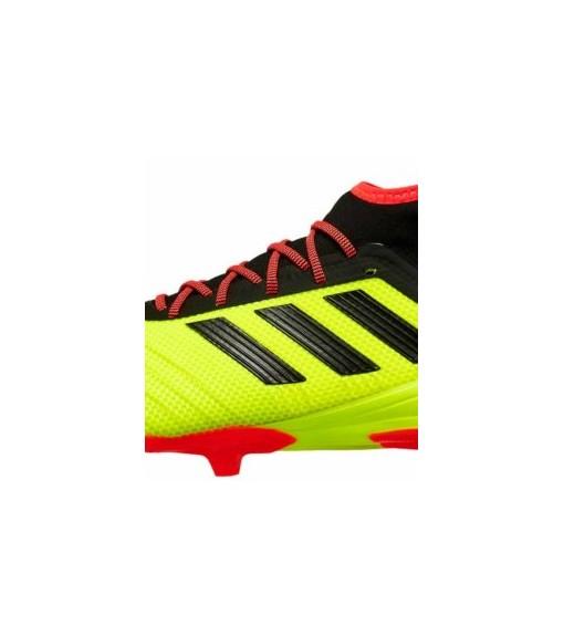 Bota Adidas de fútbol Predator 18.2 césped natural seco | scorer.es