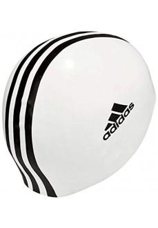 Adidas Swim Cap Sil 3 Strips