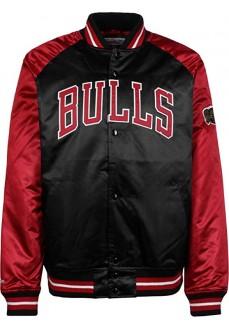 Abrigo Mitchel & Ness Tough Season Satin Jacket Chicago Bulls | scorer.es