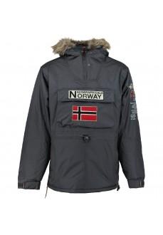 Abrigo Norway Niño Boomerang Gris