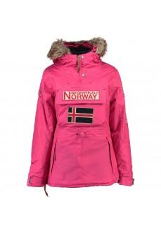 Abrigo Norway Niña Boomera Rosa