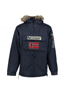 Abrigo Norway Niño Boomerang Marino