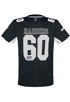 Camiseta Majestic Raiders MOR2705DB