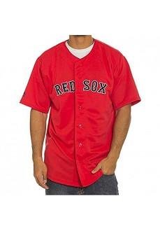 Camiseta Majestic Replica Red Sox | scorer.es
