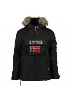 Abrigo Norway Boomerang Ass Negro | scorer.es