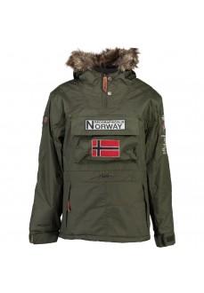 Abrigo Norway Boomerang Ass Verde