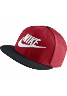 Gorra Nike Futura True Rojo/Blanco