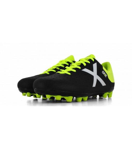 Munich Trainers One Hg Kid 07 Black | Football boots | scorer.es