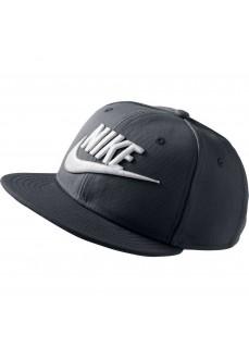 Gorra Nike Futura True Negra/Blanca