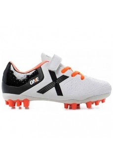 Zapatilla Munich One Kid Vco Hg Blanca | scorer.es