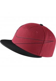 Gorra Nike Sportwear True Roja/Negra